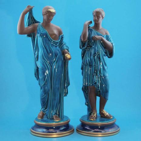 Venus and Diana