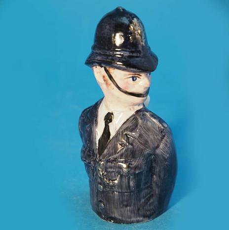 David Bowkett Policeman