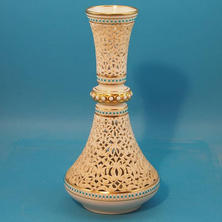 Reticulated Vase