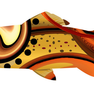 Fire Tail Trout