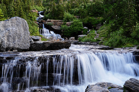 Lunch Creek Falls