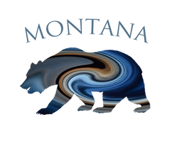 Montana Blue Grizzly