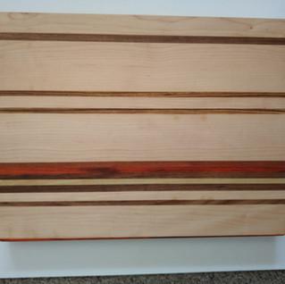 Custom Hardwood Cutting Boards
