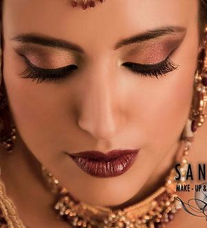Asian Bridal Makeup Artist London Asian Bridal Makeup Courses London