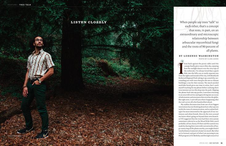 Bay Nature Magazine