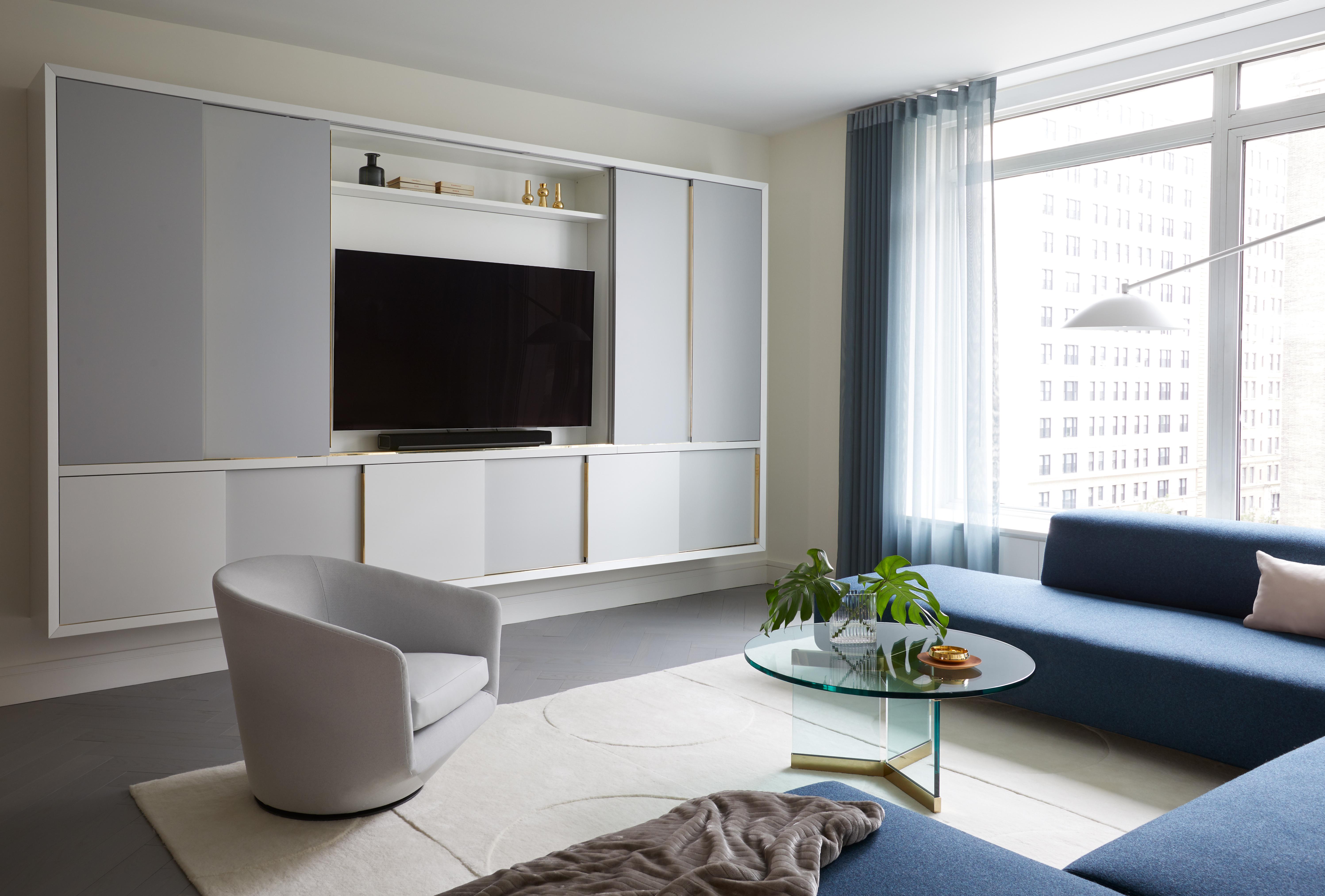 Living Room, Residence-2, UWS