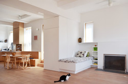 Residence, Living Room, East Village