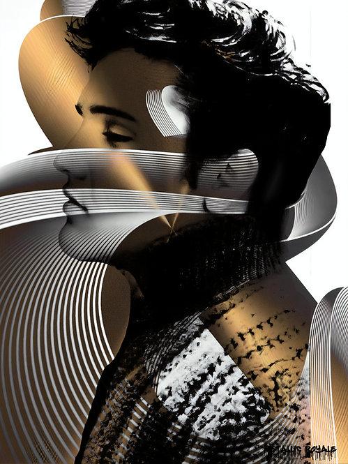 Metallic Elvis by Metallic Royale