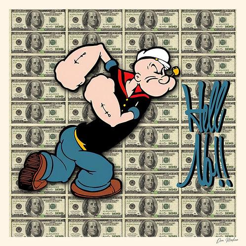 Popeye Hell No!! - Rob Medina