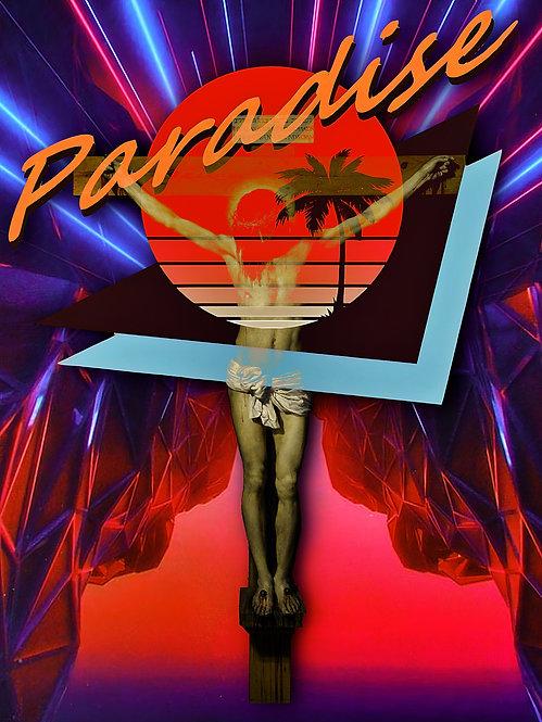 When in Paradise - Metallic Royale