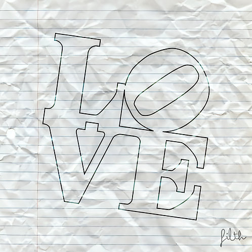 Love on Paper - Filth