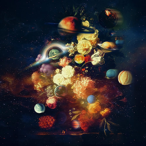 Cameo - Still Life - A bunch of planets
