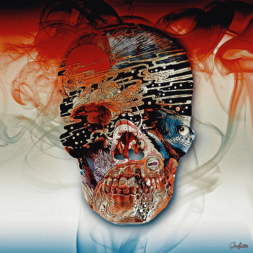 Scubetta - Skull Series Six