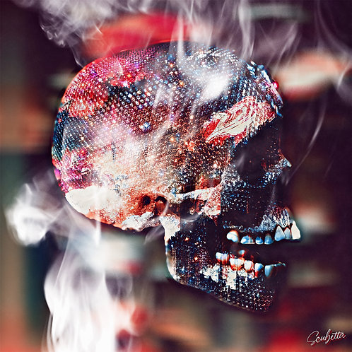Scubetta - Skull Series Two