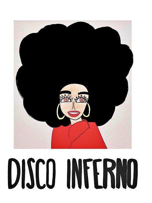 Disco Diana by Hannah Shillito
