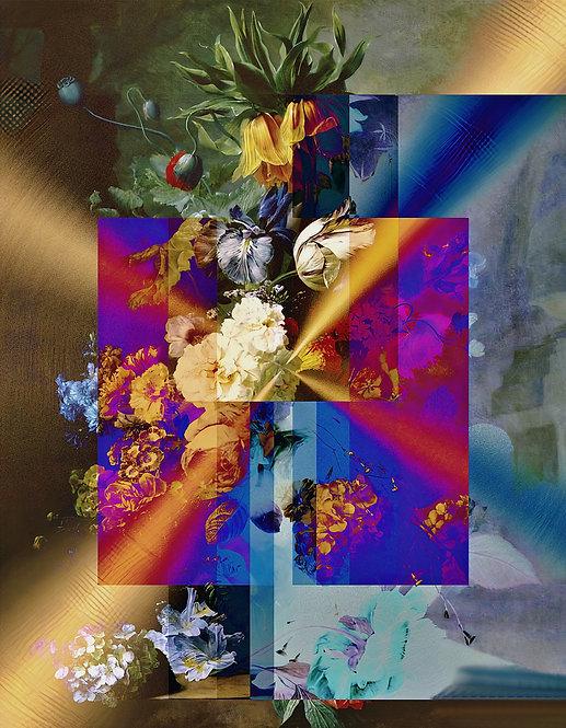 Metallic Bouquet two - MetallicRoyale