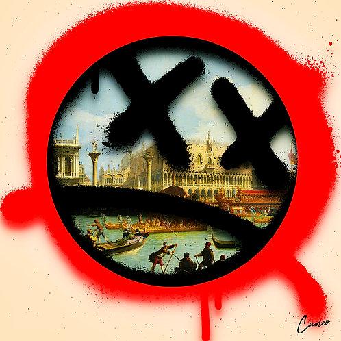 Scubetta - Canaletto Graffiti by Cameo