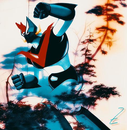 Mazinger in the Jungle - Zeta