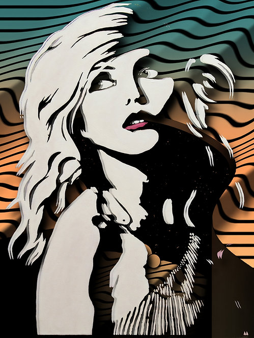 Debbie Harry - Graffiti Child