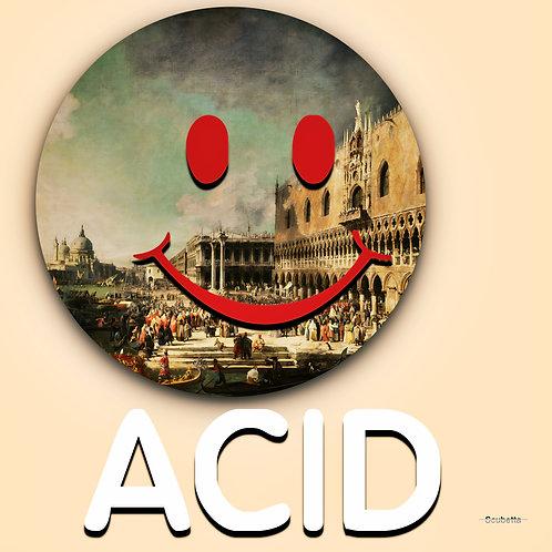 Scubetta - Acid Rave Canaletto