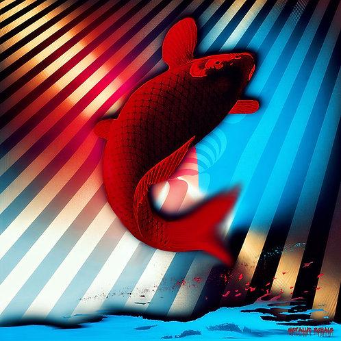 Metallic Royale - Fortune Fish