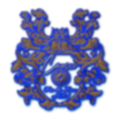 Cameo Coat of arms  lgold and blue.png