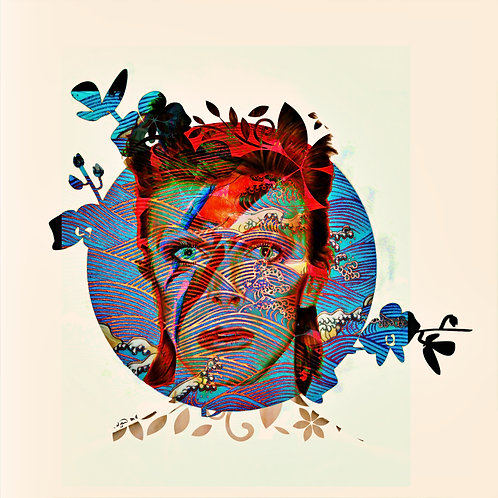 Bowie turning Japanese - Cameo