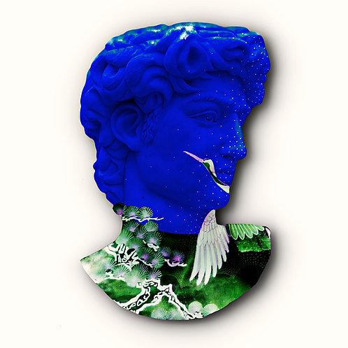 Blue David - Scubetta