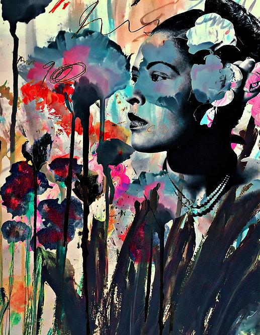 Flowering Billie - Cameo