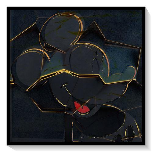 Cameo - Lava Mickey
