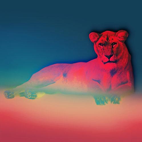 Metallic Royale - Lioness