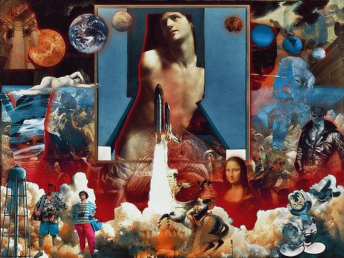 St Sebastian's Universe - Cameo