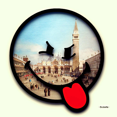 Scubetta - Canaletto Smiley 4