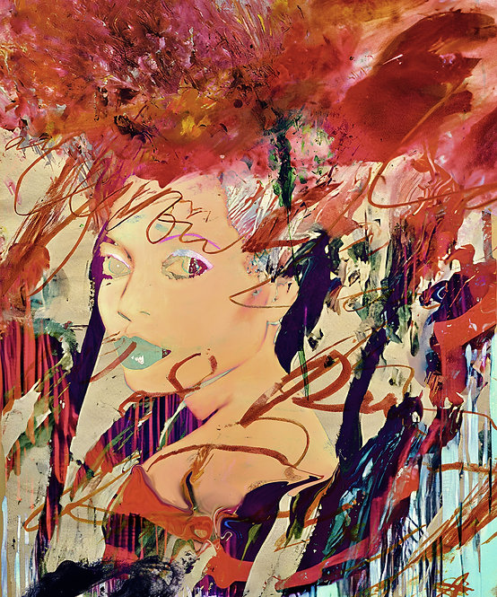 Flowering Diana - Cameo
