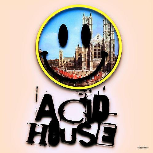 Scubetta- West Minster Acid House
