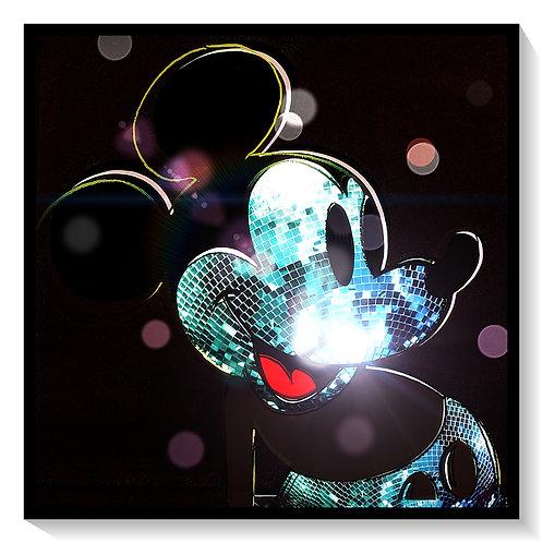 Cameo - Mirror Balled Mickey