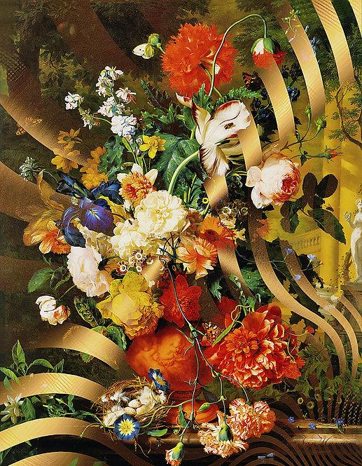 Metallic Bouquet one - MetallicRoyale