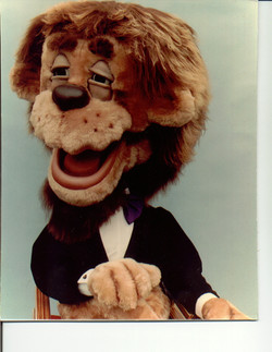 Langley the Lion