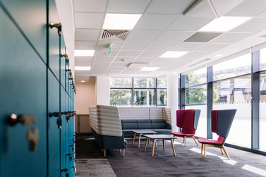 Chameleon Business Interiors - First Gro