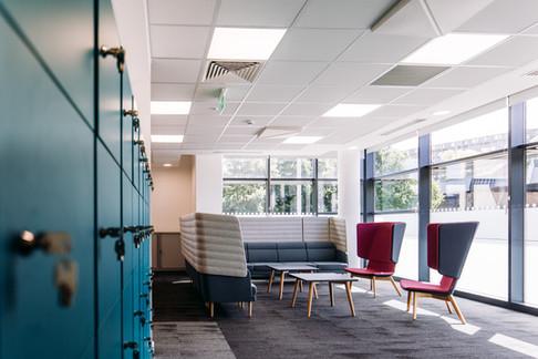 Chameleon Business Interiors - First Gro