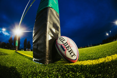Hull University Rugby Pitch Opening - 22