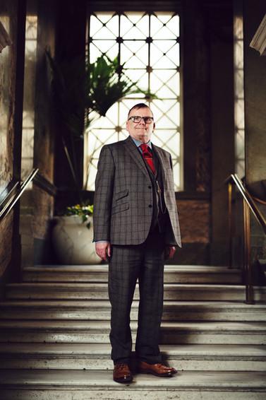 Hull Story Mark Jones Portraits - 2nd Ma