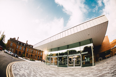 Hull University Middleton Hall Launch -