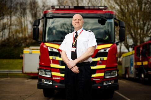 The Hull Story - Humberside Fire -  Chri