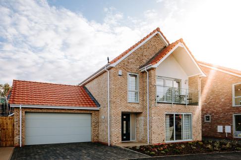 Ward Homes Yorkshire - Friday 8th Novemb