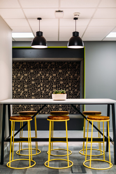 Chameleon Business Interiors - Ideagen -