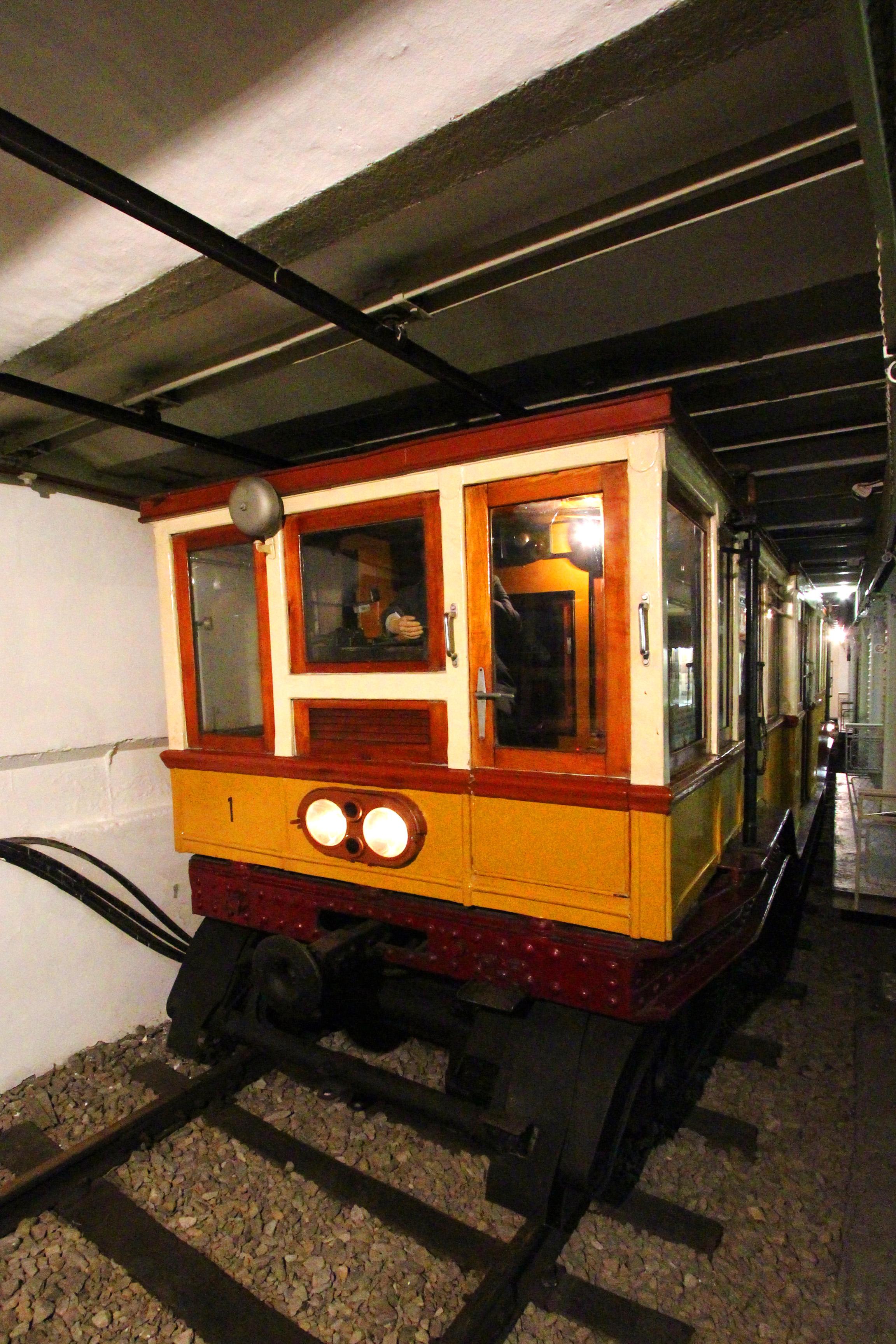 Kisföldalatti Múzeum a Deák téren