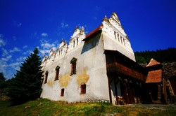 Gyergyószárhegyi Lázár-kastély