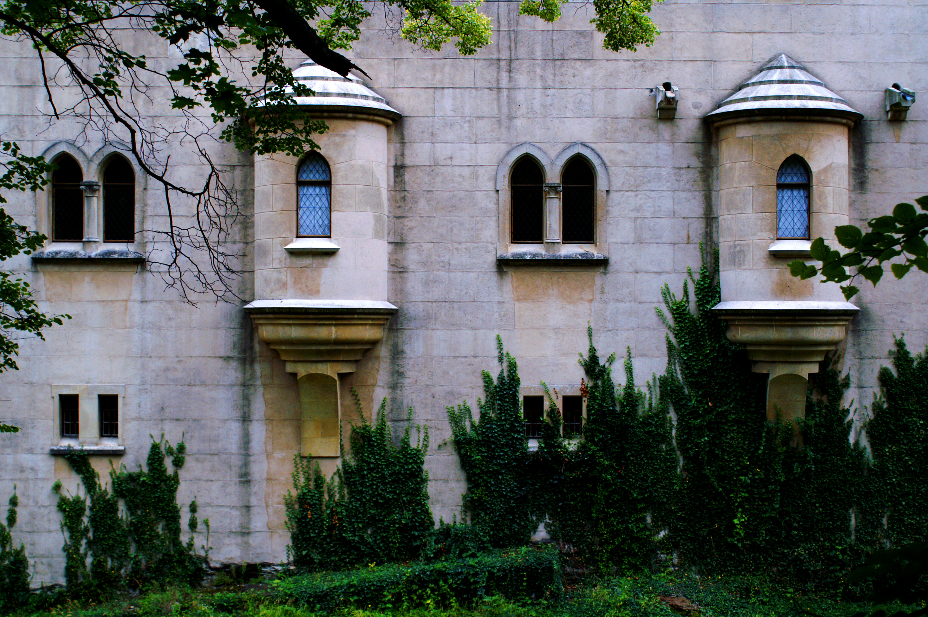 Bajmóci vár - Felvidék