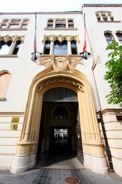 Budai Vár, volt Pénzügyminisztérium